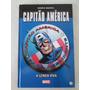 Capitão América Edição De Luxo Capa Dura 2012