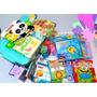 Dia Das Crianças baú Literário Infantil C/ 16 Itens Brinde