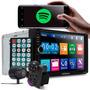 Kit Central Multimídia Universal 7p Mp5 Fm Usb Bluetooth Ré