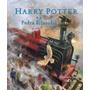 Livro Harry Potter E A Pedra Filosofal Edição Ilustrada