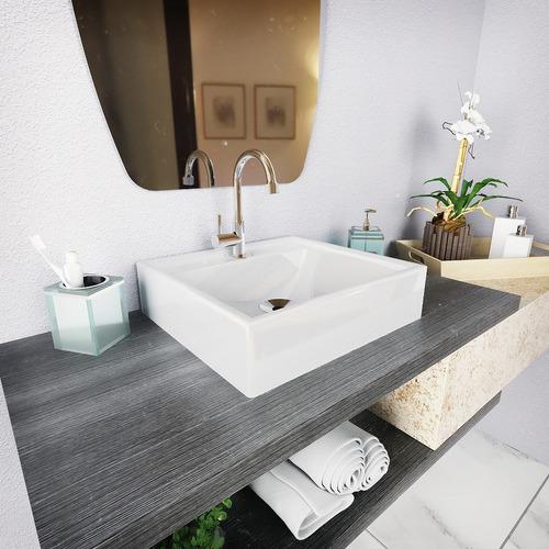 Cuba/pia Apoio Sobrepor Para Banheiro E Lavatório  Original