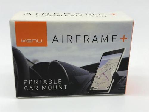 Suporte Veicular Kenu Airframe + P/ Phablets iPhone 5 6 Plus Original