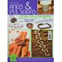 Anéis E Pulseiras Com Miçangas Revista Coleção Trabalhos Em