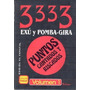 Livro 3333 Pontos Riscados E Cantados De Exú E Pombo Gira