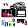 Central Mp5 Fiat Idea 2 Din Espelha iPhone Android Camera
