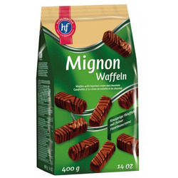 Wafers de Chocolate Mignon Waffeln - ...