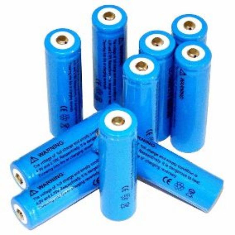 Bateria/Pilha Recarregavel Profissional Litio - U
