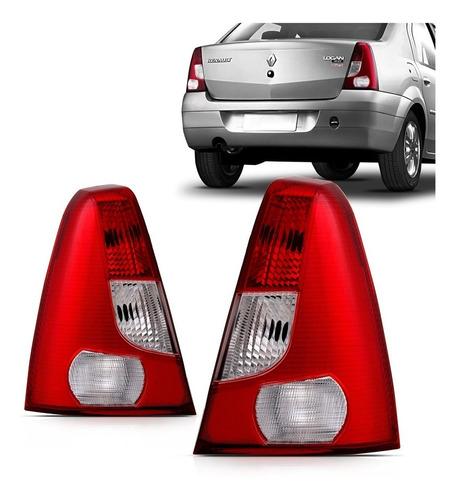 Lanterna Traseira Logan Renault 2007 2008 2009 2010 Unidade Original