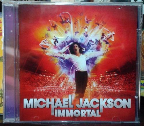 Michael Jackson Immortal Cd Novo Lacrado Òtimo Preço !!!!!!! Original