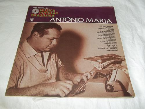 Coleção Lp Vinil Nova Historia Mpb Ed Abril Volumes Avulsos Original