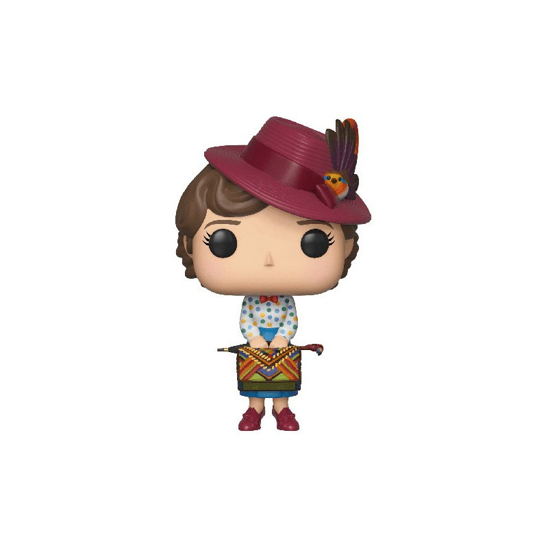 Mary Poppins w/ Bag Pop Funko #467 - Mary Poppins Returns - Disney