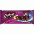 Barra de Chocolate com recheio de ameixa Goplana - Colian