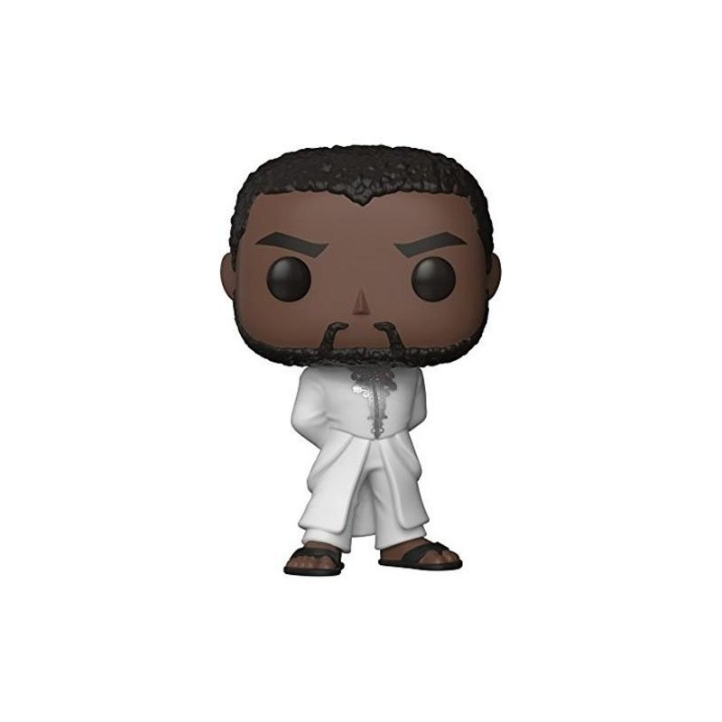 Black Panther with Robe Pop Funko #352 - Black Panther - Marvel