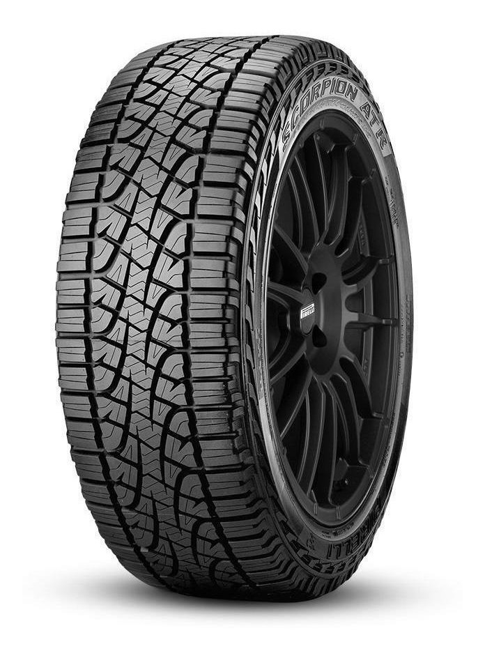 Jogo Com 4  Pneus Pirelli Scorpion Atr 205/60 R16 92h