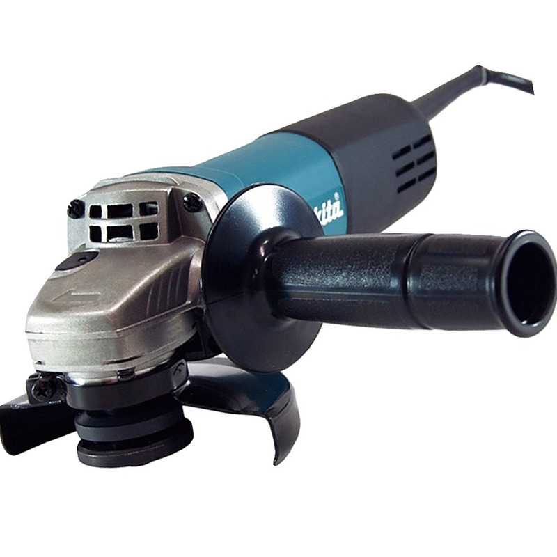 "Esmerilhadeira Angular 115 mm (4.1/2"") 840 Watts - 9557HNG - Makita"