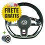 Volante Fusca Mercado Livre Gti Mk7 Cromado Volkswagen