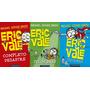 Coleção Eric Vale Livros 1 Ao 3 8 A 12 Anos