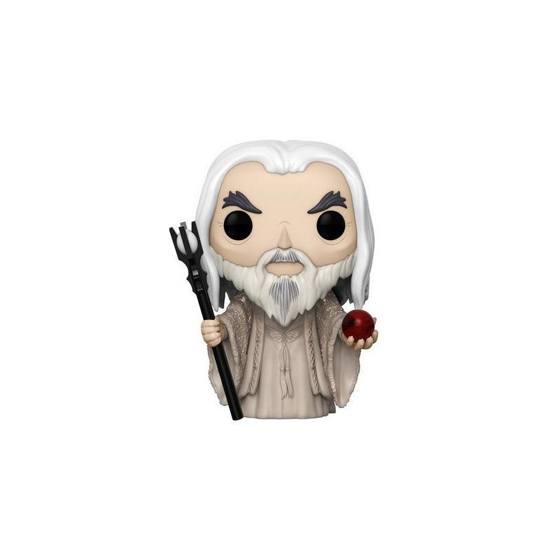 Saruman Pop Funko - O Senhor Dos Anéis - Pop Movies - #447