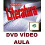Aulas De Literatura! Curso Em 1 Dvd Egj
