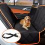 Capa Protetora Banco Carro Luxo Cao Gato Pet Meepets Guia