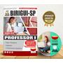Apostila Birigui sp 2019 Professor I