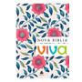 Bíblia Viva Capa Floral Brochura