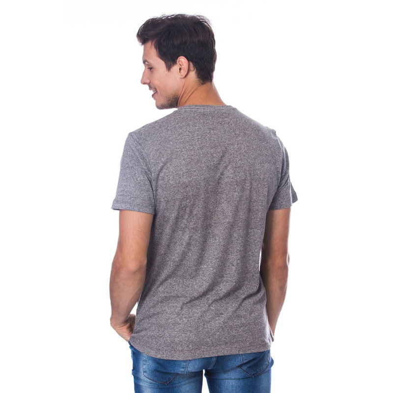 Camiseta Long Island FLW Cinza