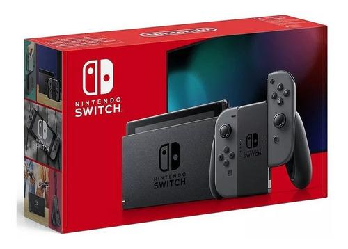 Nintendo Switch 32gb Neon Colorido Bateria Maior Envio Já Original
