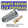 Engate Rapido 1/4+ Pino De Engate-imeco-pacar-10 Pçs De Cada