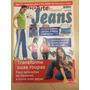 Revista Faça Arte 1 Jeans Saias Shorts Calças Bordados Z551