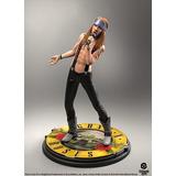 Estátua Axl Rose KnuckleBonz - Guns N' Roses - Rock Iconz Statue