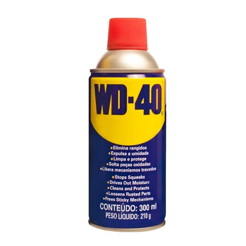 Oleo WD-40 Lubrificante Spray 300ML