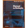 Livro Manual Da Redação Folha De S. Paulo