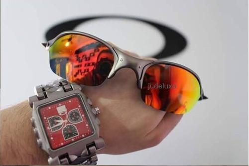 cdd44848f5fb0 Óculos Oakley Juliet Double X 24k Romeo 1 E Penny Squared à venda em ...