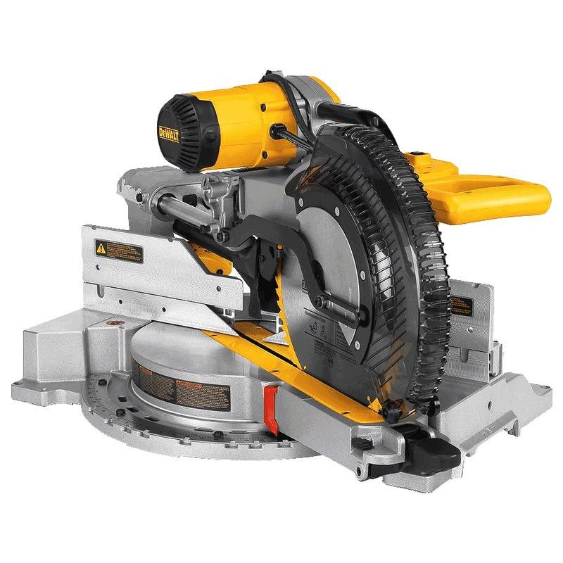 """Serra de Meia Esquadria 305 mm (12"""") 1.635 Watts - DWS780 - DeWalt - 220 Volts"""