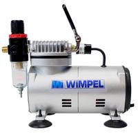 Compressor Wimpel Comp-1 para Aerógrafo Bivolt