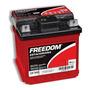 Bateria Estacionária Freedom 12v 30ah Df300 Alarme, Solar