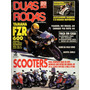 Duas Rodas N°224 Yamaha Fzr 600 Brandy Axis Spacy Adress Jog