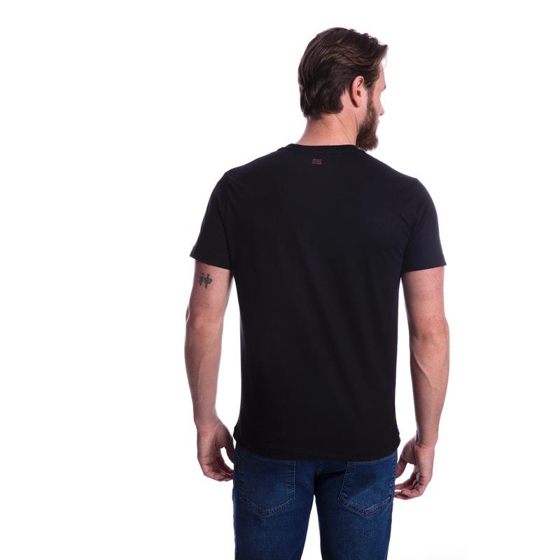 Camiseta Long Island Preta