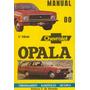 Manual Chevrolet Opala Funcionamento Manutenção Mecânica