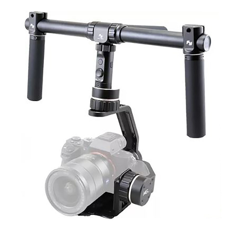 Feiyu Tech Estabilizador MG V2 3 Eixos Gimbal P/ Câmera