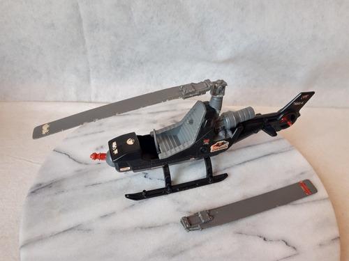 Helicóptero Comandos Em Ação Estrela Com Danos Usado Original