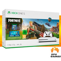 Console Xbox One S 1TB - Fortinite - Microsoft