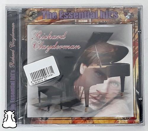 Cd Richard Clayderman The Essential Hits 2010 Novo Lacrado Original