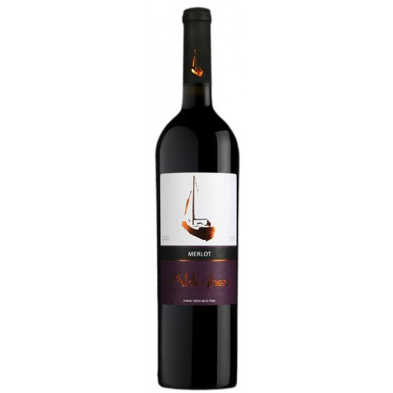 Vinho Fino Merlot 750 ml - Aldegheri