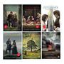 Coleção Serie Outlander Livros 1 2 3 4 5 6 Total 6 Volumes