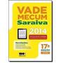 Livro Vade Mecum 2014 17ª Ed Saraiva