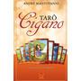Kit Tarô Cigano André Mantovanni Livro 36 Cartas