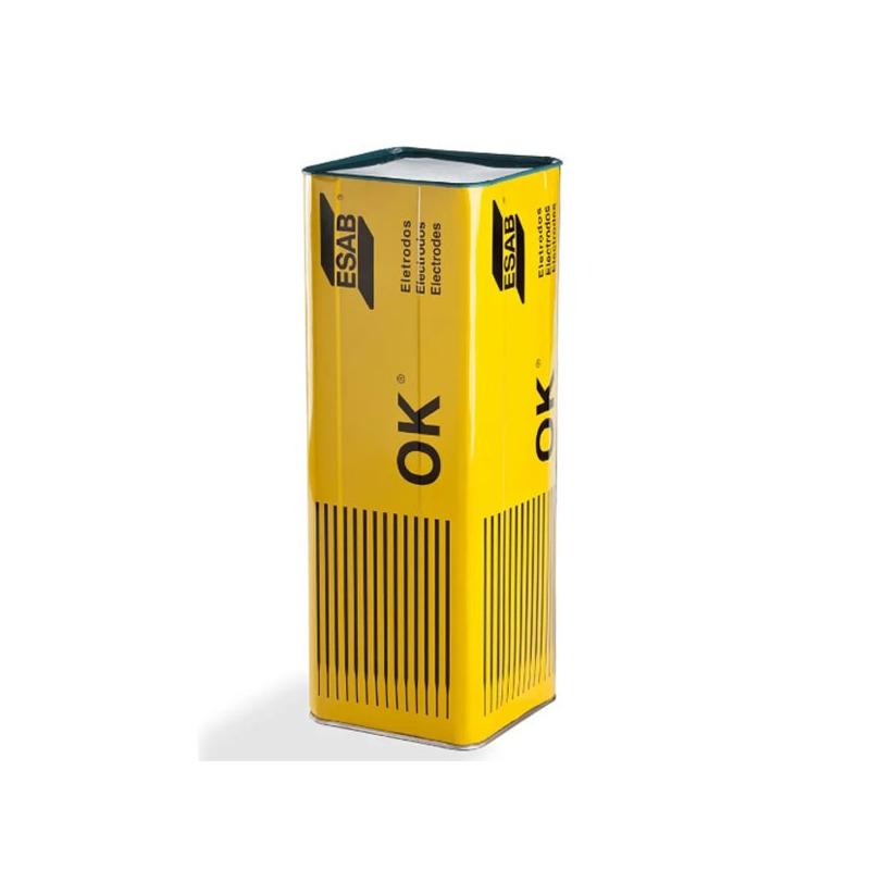 Eletrodo OK48,04  Esab 4,00MM LT 25Kg
