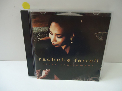 Cd Rachelle Ferrell - First Instrument - By Trekus Vintage Original